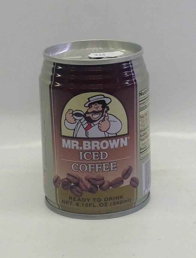 Coffee Drink   Mr. Brown   DK11308 24x8.5 oz