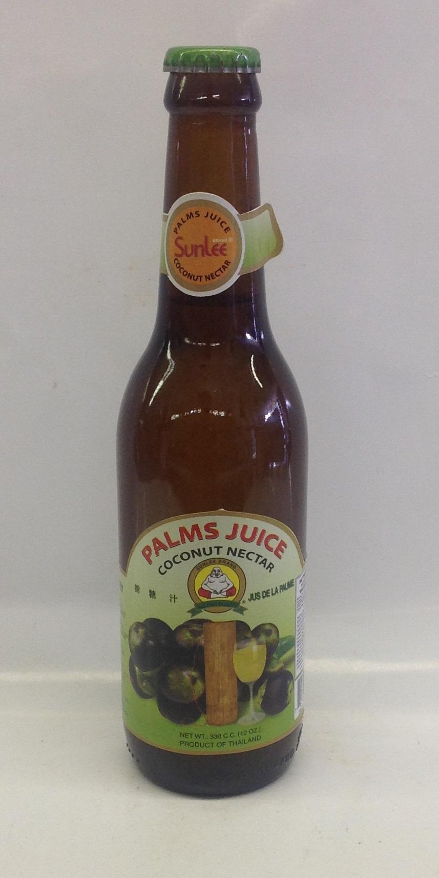 Palms Juice   Sunlee   DK16102 24x12 oz