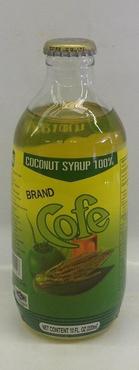 Coconut Nectar Drink   Cofe   DK16105 24x10 oz