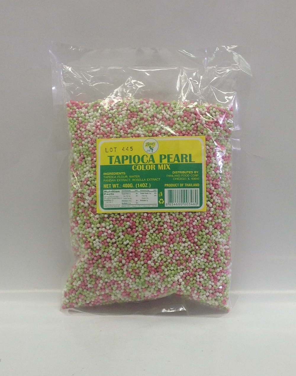 Tapioca Pearl (Color Mix)   Bird's   FL17619 50x14 oz