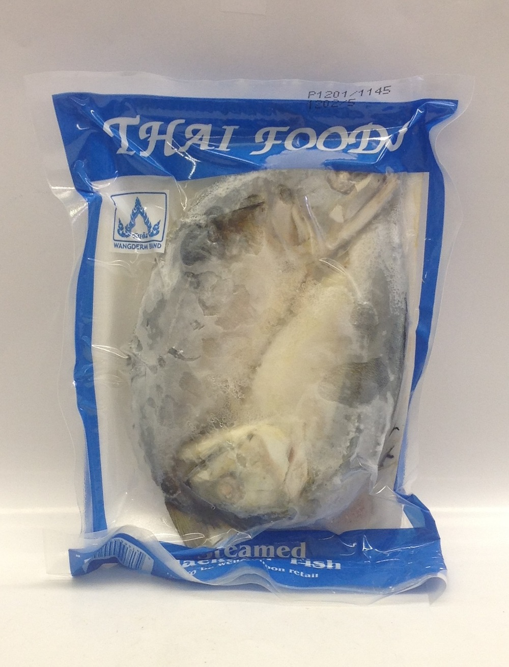 Frozen Steam Mackerel   Wangderm   FZF7362 36x2 pieces  FZF7362B 2 pieces