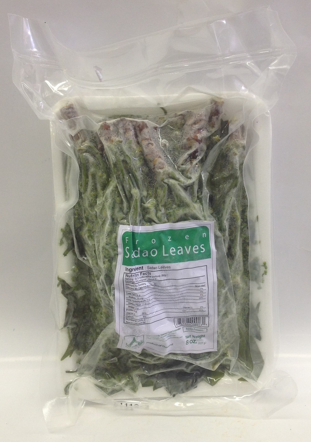Frozen Sadao Leaves   Wangderm   FZV7100 45x8 oz