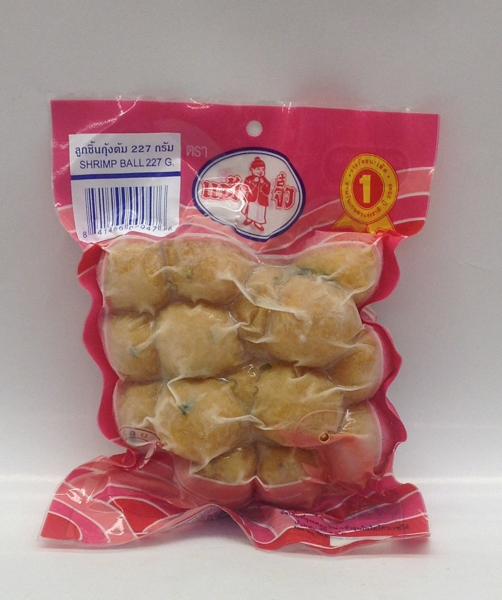 Shrimp Ball   Taejiew   FZS7352 30x8 oz