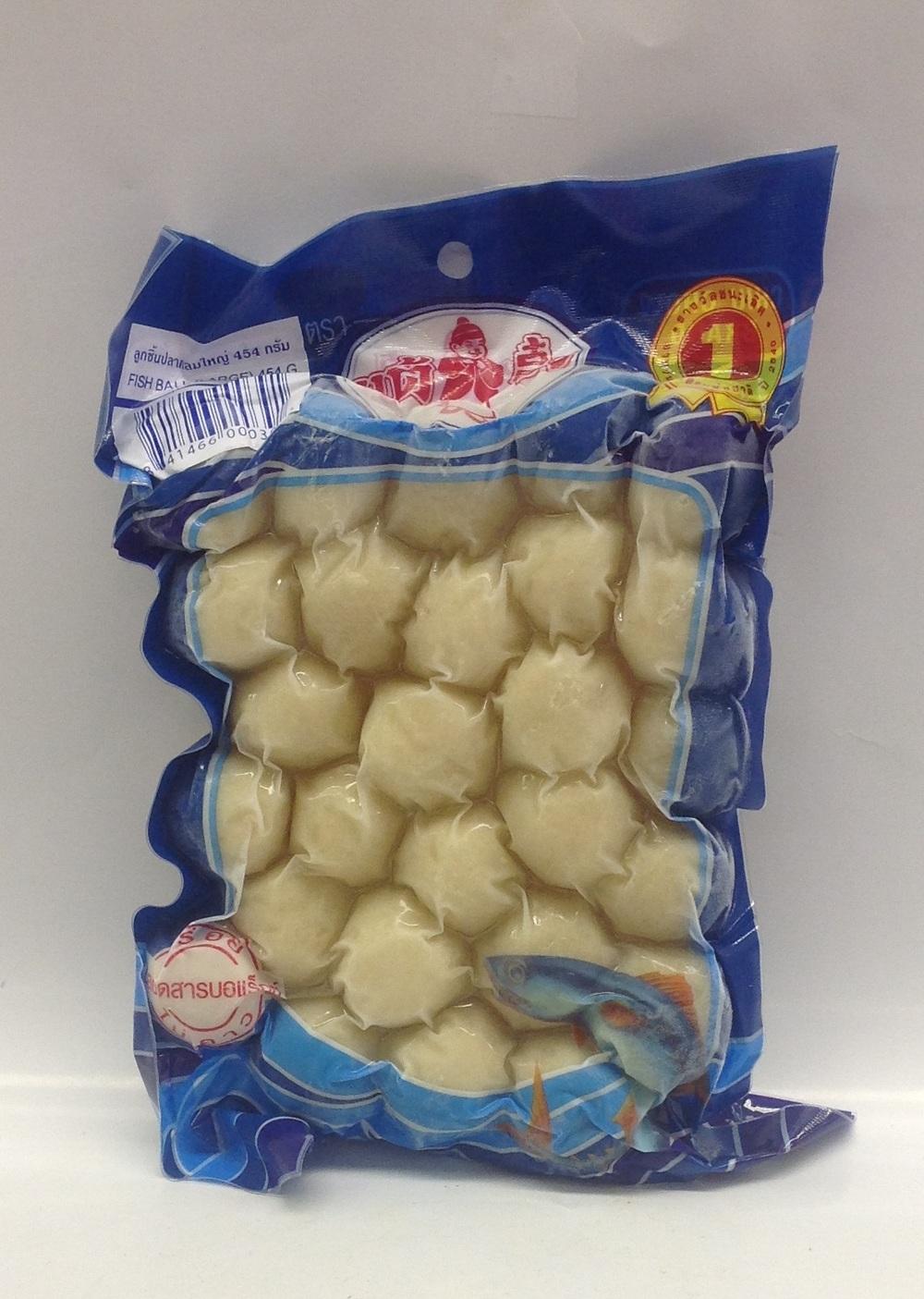 Frozen Fish Ball   Taejiew   FZM2234 25x16 oz