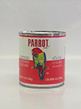 Sweetened Condensed Milk    Parrot   ML10105 24x14 oz