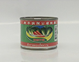 Acrid Sweet Mustard Green   Peace   PK11100 48x5 oz