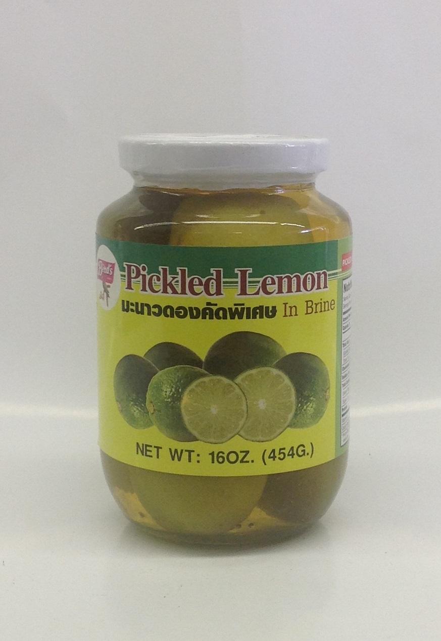 Pickled Lemon   Bird's   PK14305 24x16 oz