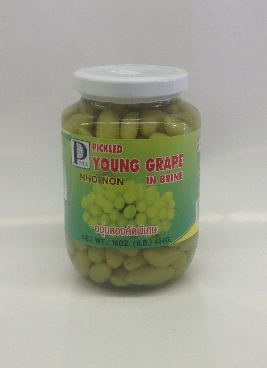Pickled Young Grape   Penta   PK17200 24x16 oz
