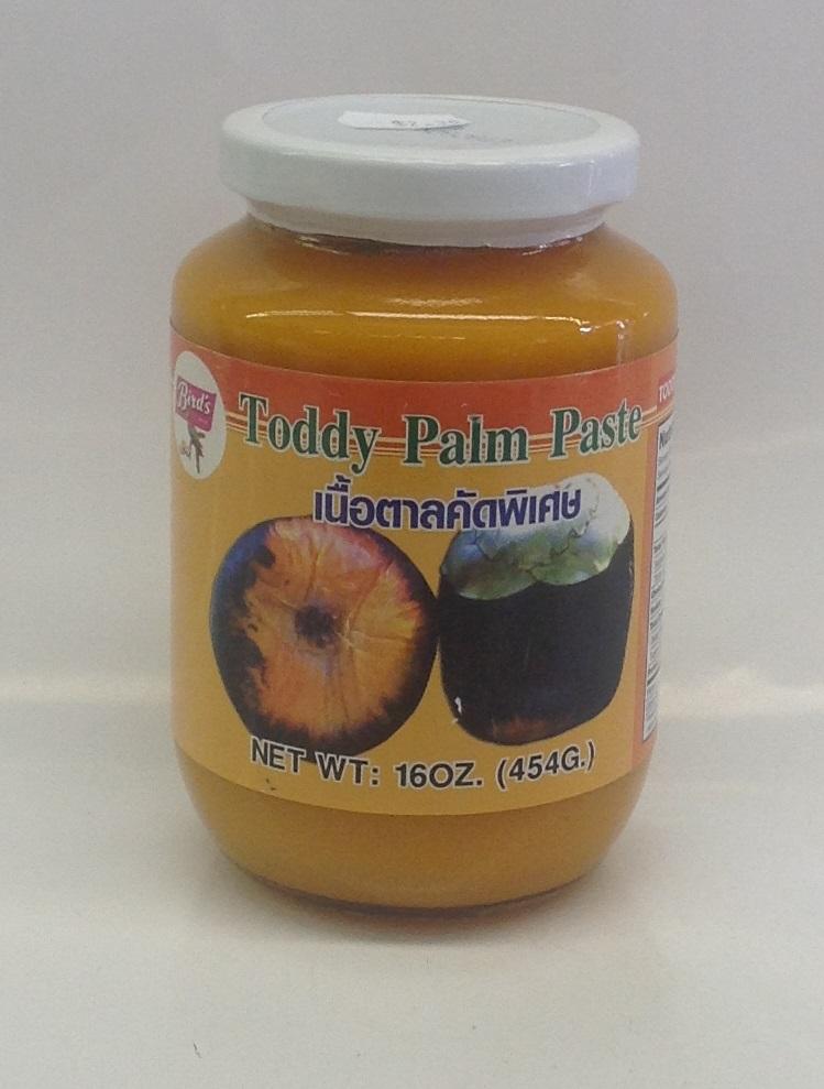 Toddy Palm Paste   Bird's   PK17130 24x16 oz