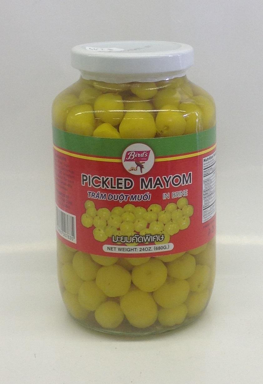 Pickled Ma Yom   Bird's   PK15106 12x24 oz
