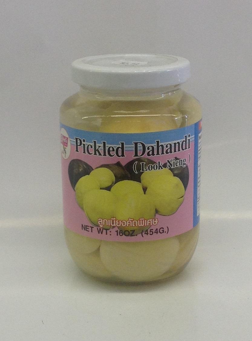 Pickled Dahandi (Look Nieng)   Bird's   PK14304 24x16 oz