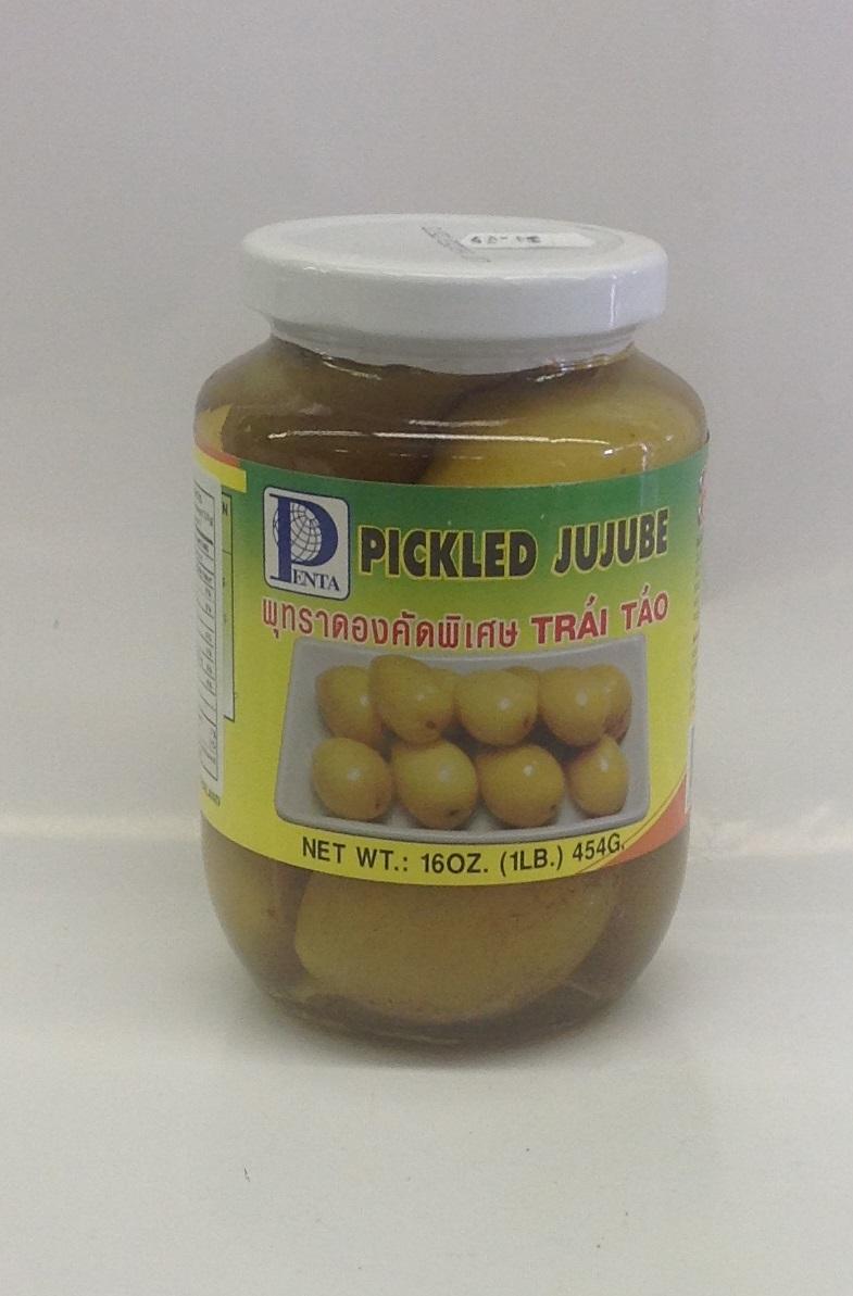 Pickled Jujube   Penta   PK13120 24x16 oz