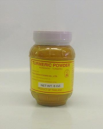 Turmeric Powder   Sumpao Boat   PD17201 50x2 oz  PD17206 24x8 oz