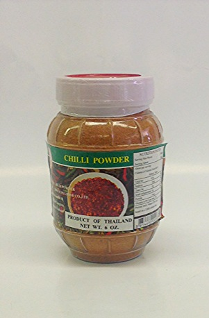 Chili Powder   Sumpao Boat   PD11202 24x6 oz (Fine)  PD11205 24x6 oz (Course)  PD11300 24x6 oz (Roasted)