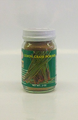 Lemon Grass Powder   Sumpao Boat   PD14301 50x2 oz