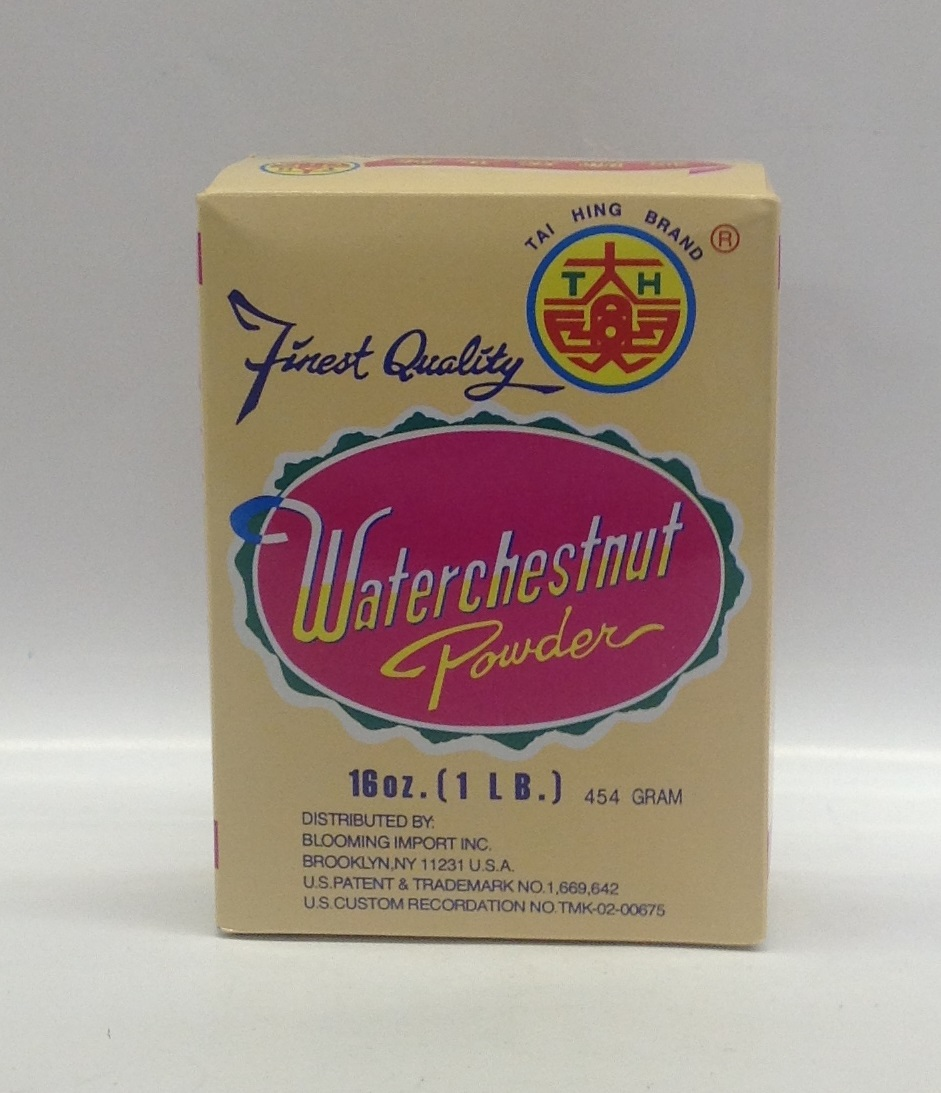 Waterchestnut Powder, Pure   China   PD17304 60x16 oz