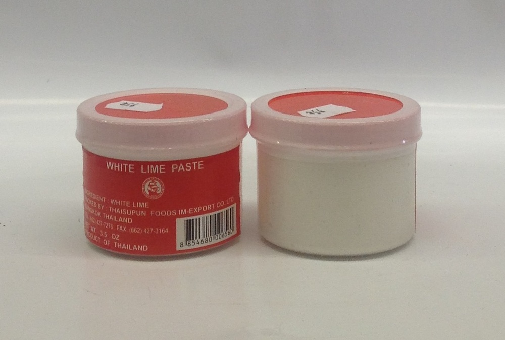 White Lime Paste   Sumpao Boat   DRZ1630 48x3.5 oz