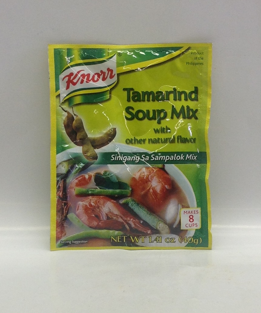 Tamarind Soup Mix   Knorr   SET1730 144x1.4 oz  SET1730B 1.4 oz