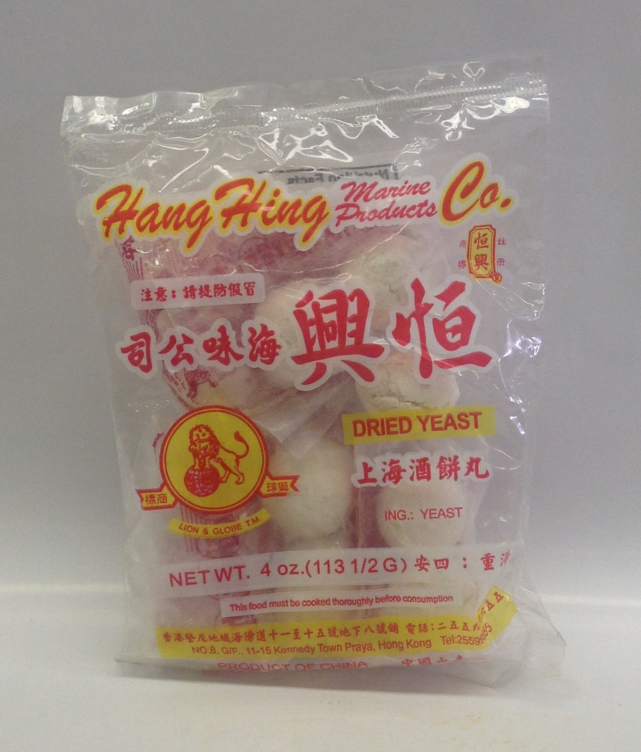 Dried Yeast   Hang Loong   DRZ1202 200x4 oz