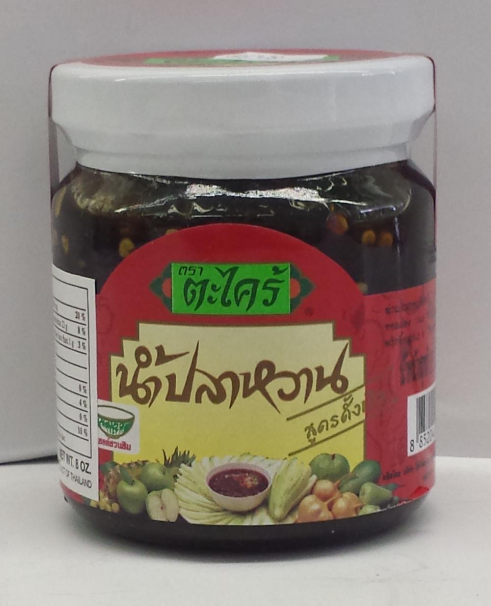 Thai Nam Pla wan (Hot), Takrai   Thai   SC16221 24x8 oz