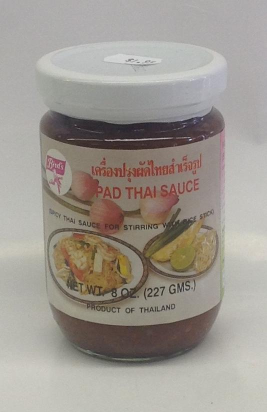 Pad Thai Sauce   Bird's   SEI1341 24x8 oz