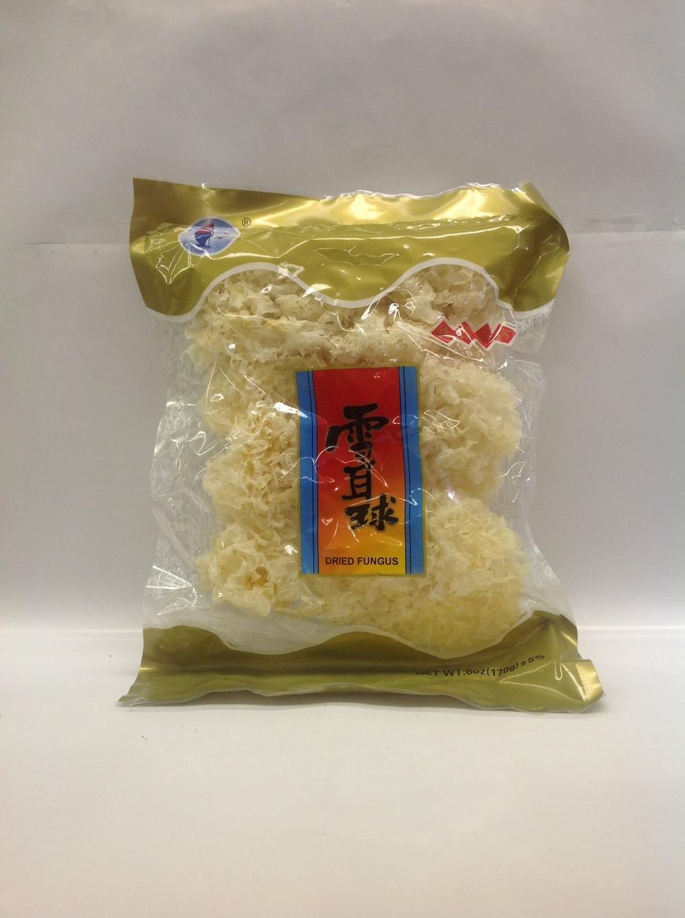 Dried Fungus, White   Hocean   DRV1210 50x6 oz