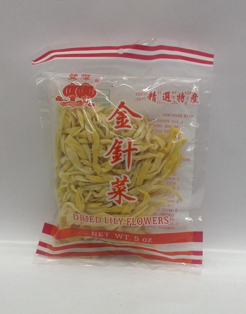 Dried Lily Flower   China   DRV4303 100x5 oz