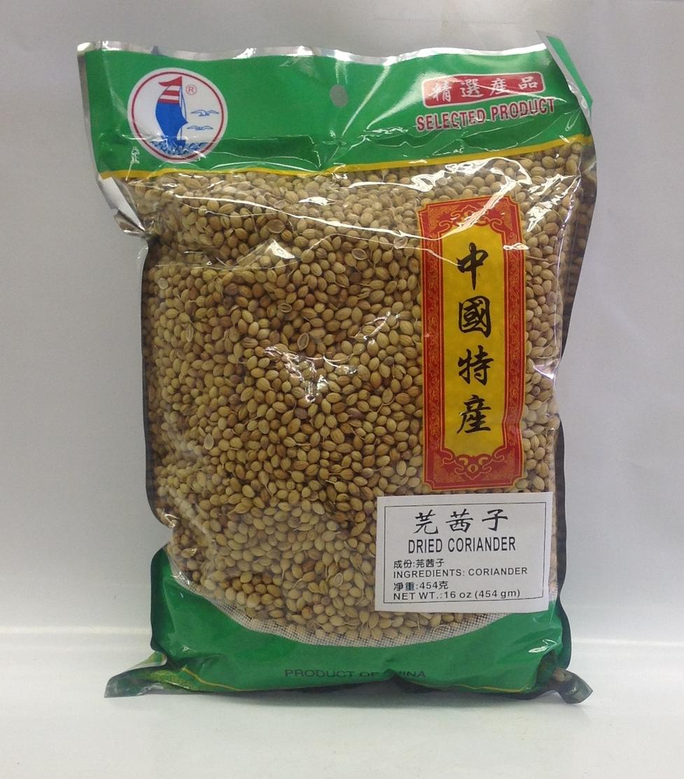 Dried Coriander Seed   China   SD11505 50x16 oz