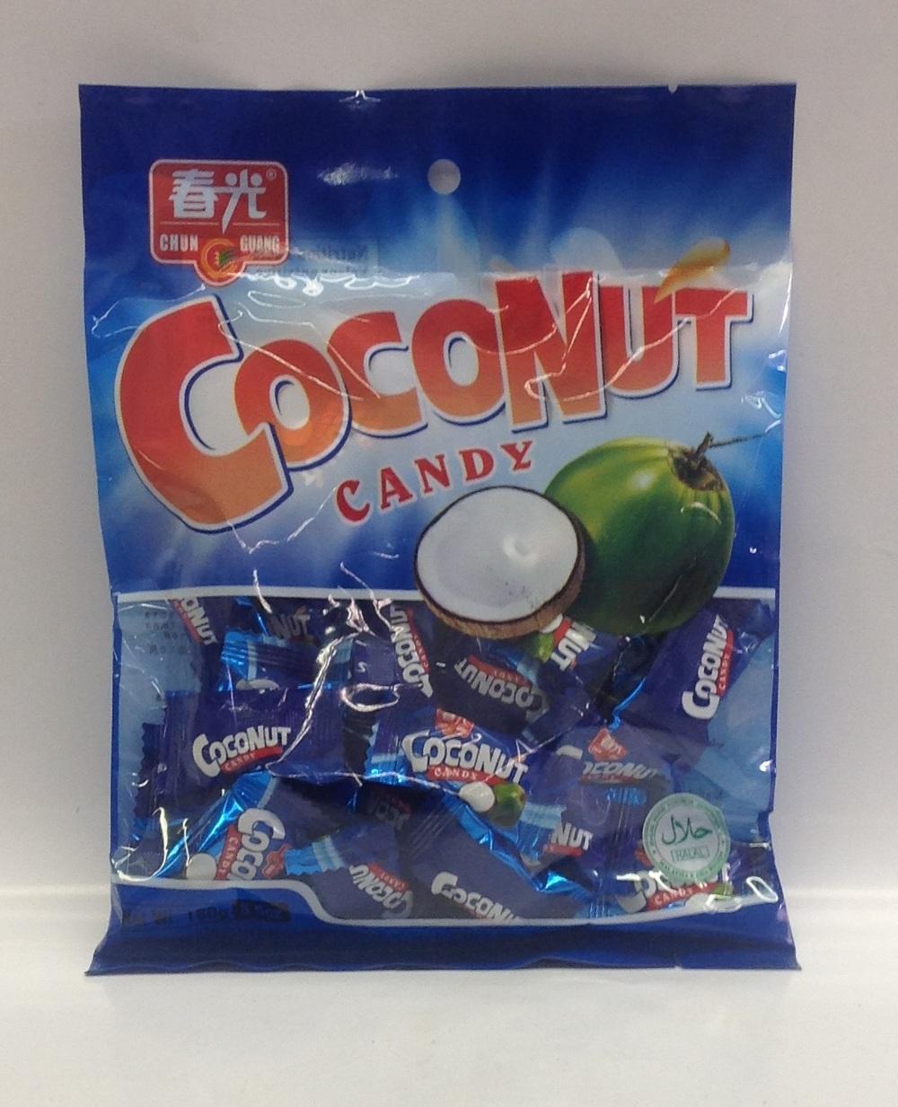 Coconut Candy   Chunguang   CN11200 40x5.6 oz