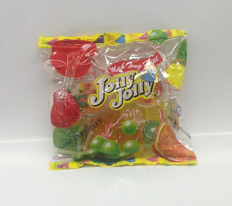 Mini Cup Jelly   Jolly Jolly   CJ15109 32x10 cups