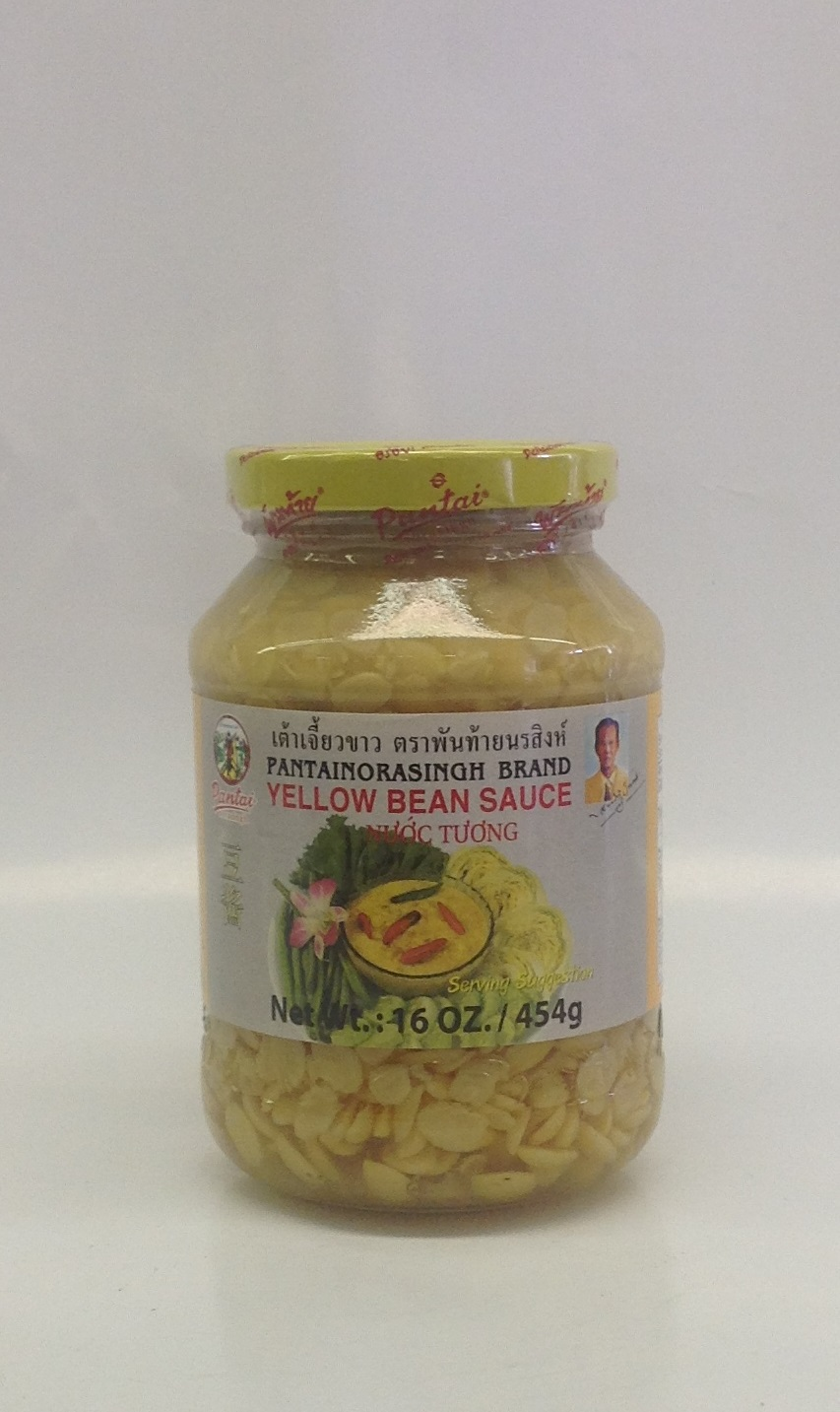 Yellow Bean Sauce    Pantai     SA19104 12x16 oz