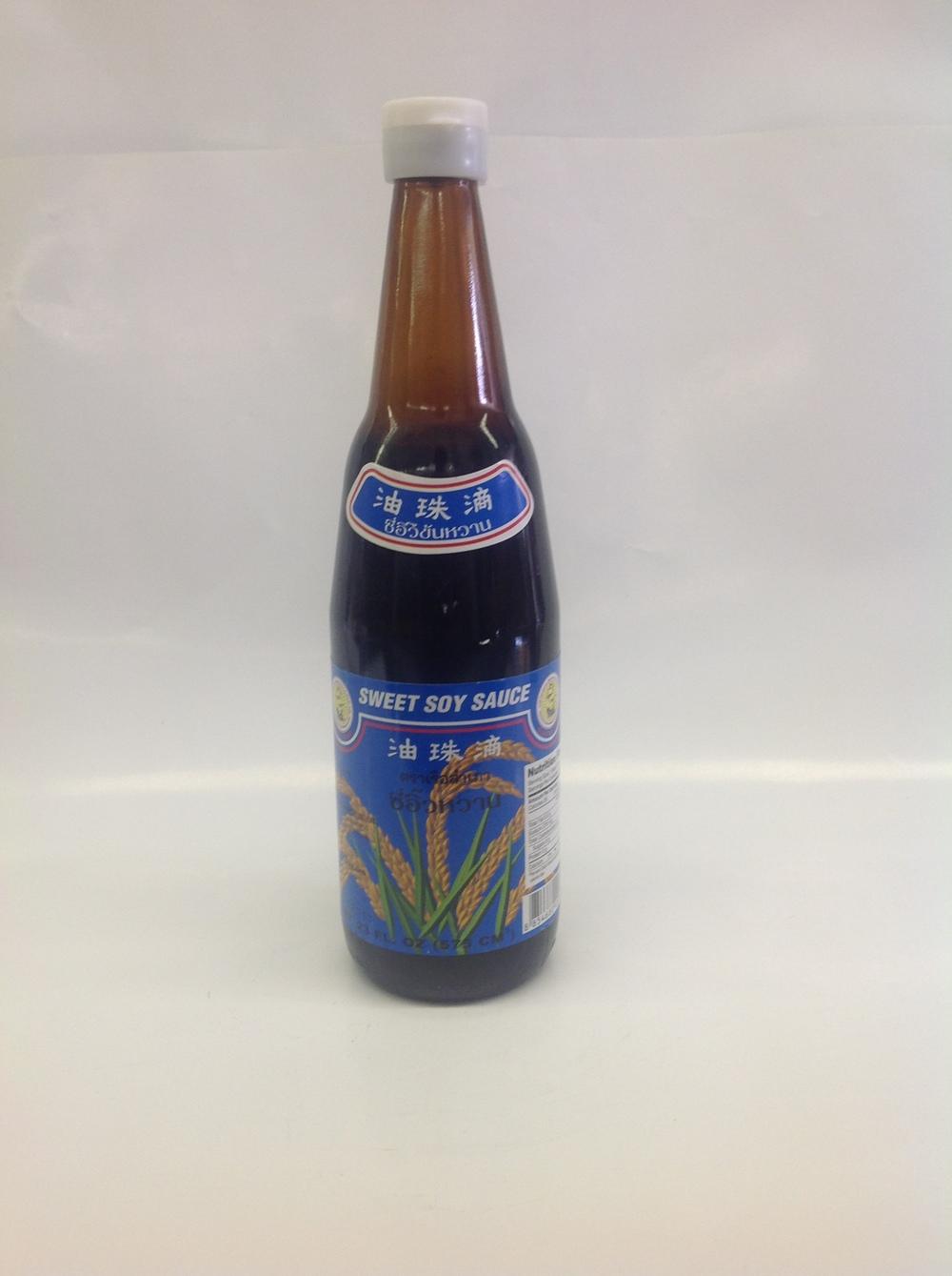 Sweet Soy Sauce   Sumpao Boat   SA17190A 12x24 oz
