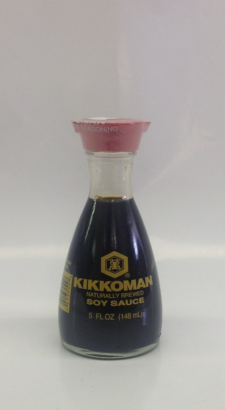 Soy Sauce   Kikkoman   SA14100 12x5 oz