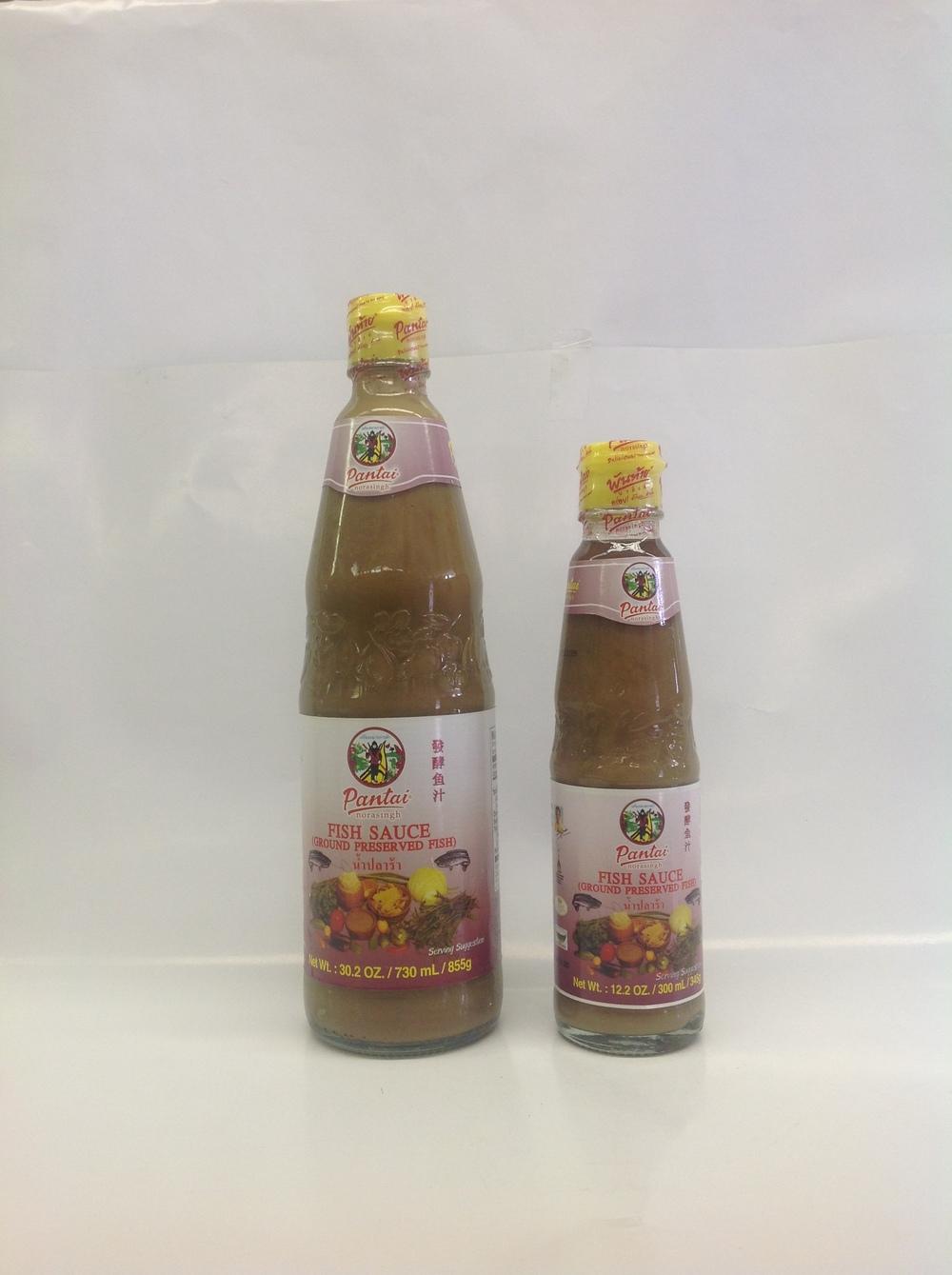 Mam Nem Fish Sauce   Pantai   SA15107 24x12.2 oz  SA15110 12x30.2 oz