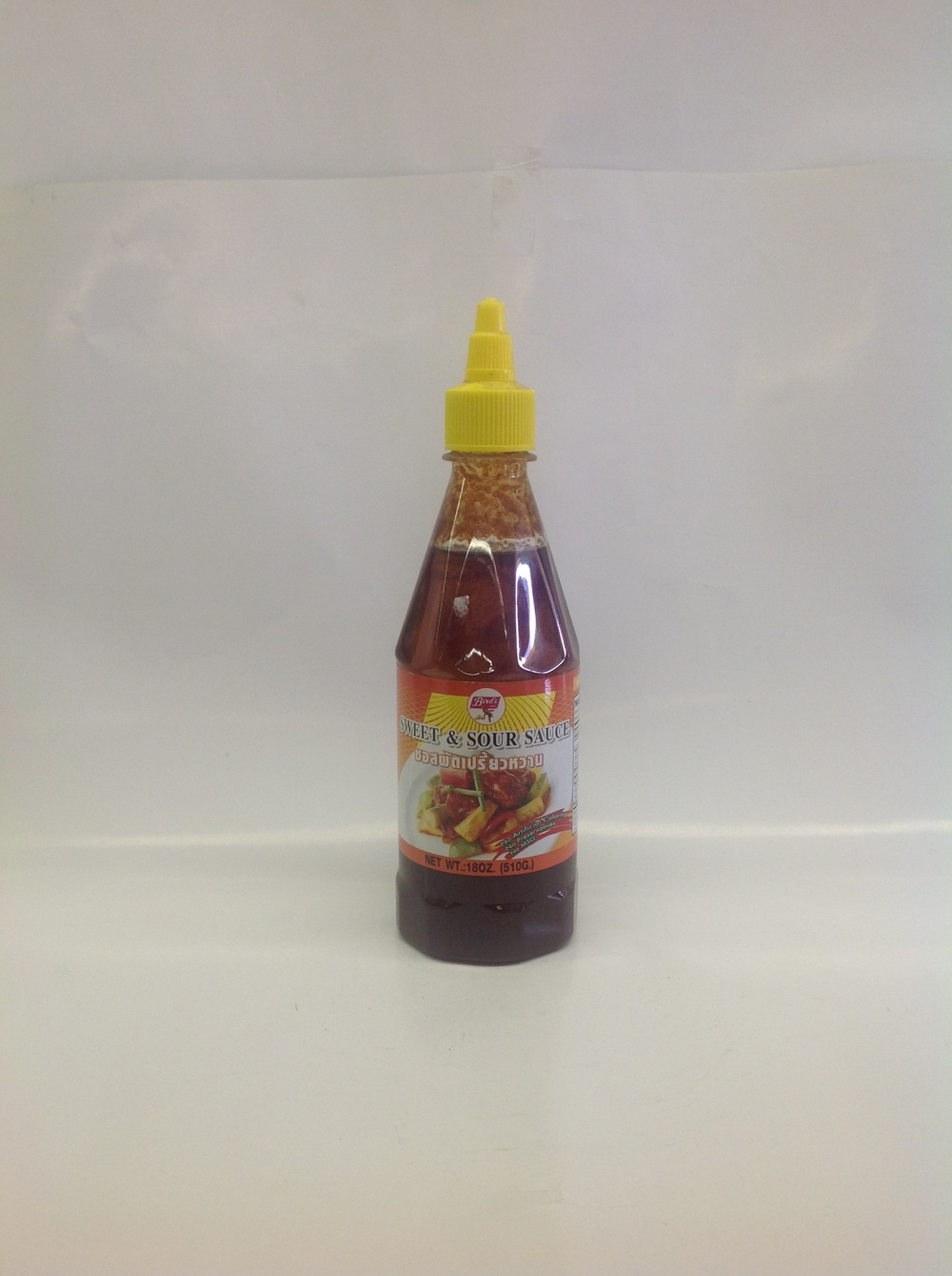 Sweet and Sour Sauce   Bird's   SA17185 12x18 oz