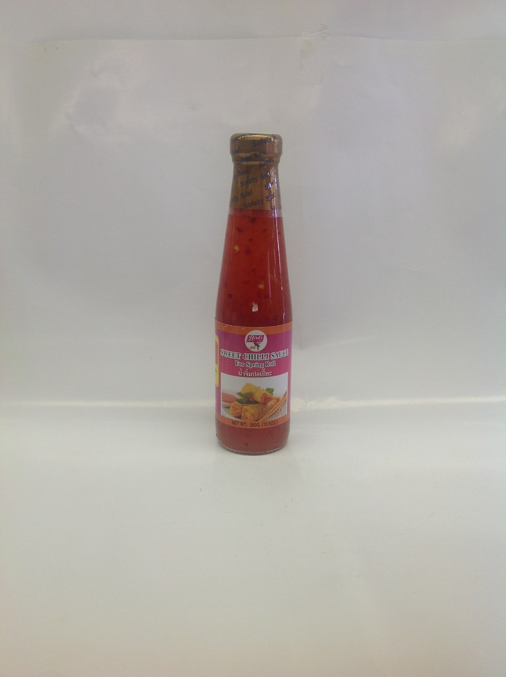 Sweet Chili Sauce for Spring Roll   Bird's   SC16215 24x10 oz