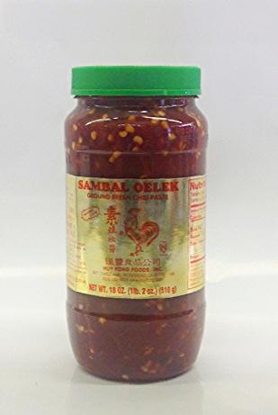Sambal Oelek   Huy Fong   SA17002 12x18 oz