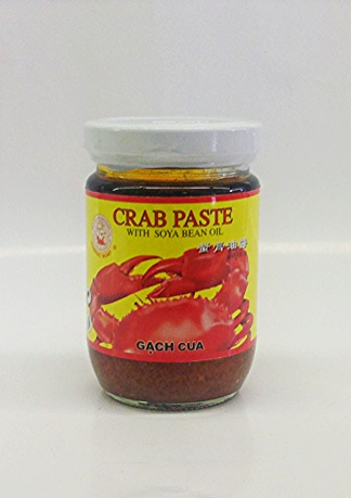 Crab Paste w/ Soya Bean Oil   Sumpao Boat   SA12104 24x7 oz