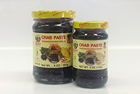 Crab Paste (Nam Poo)   Pantai   SA11365 24x8 oz  SA11360 48x4 oz