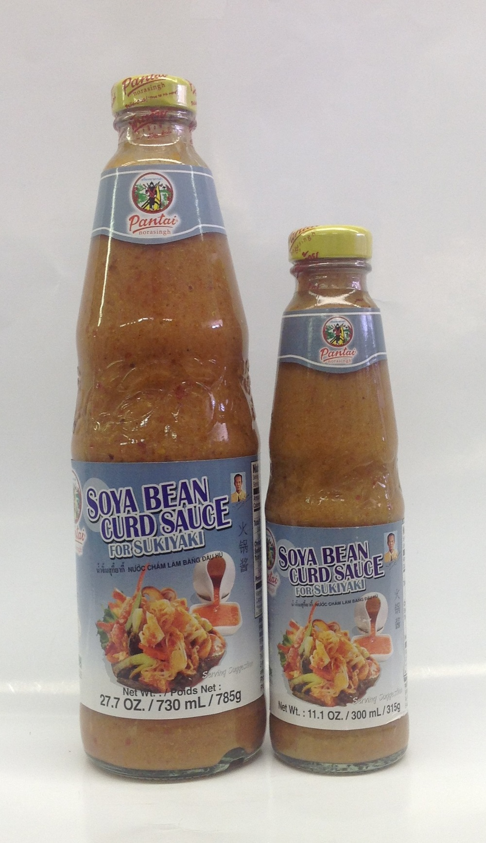 Soya Bean Curd Sauce for Sukiyaki   Pantai   SA17179 12x28 oz