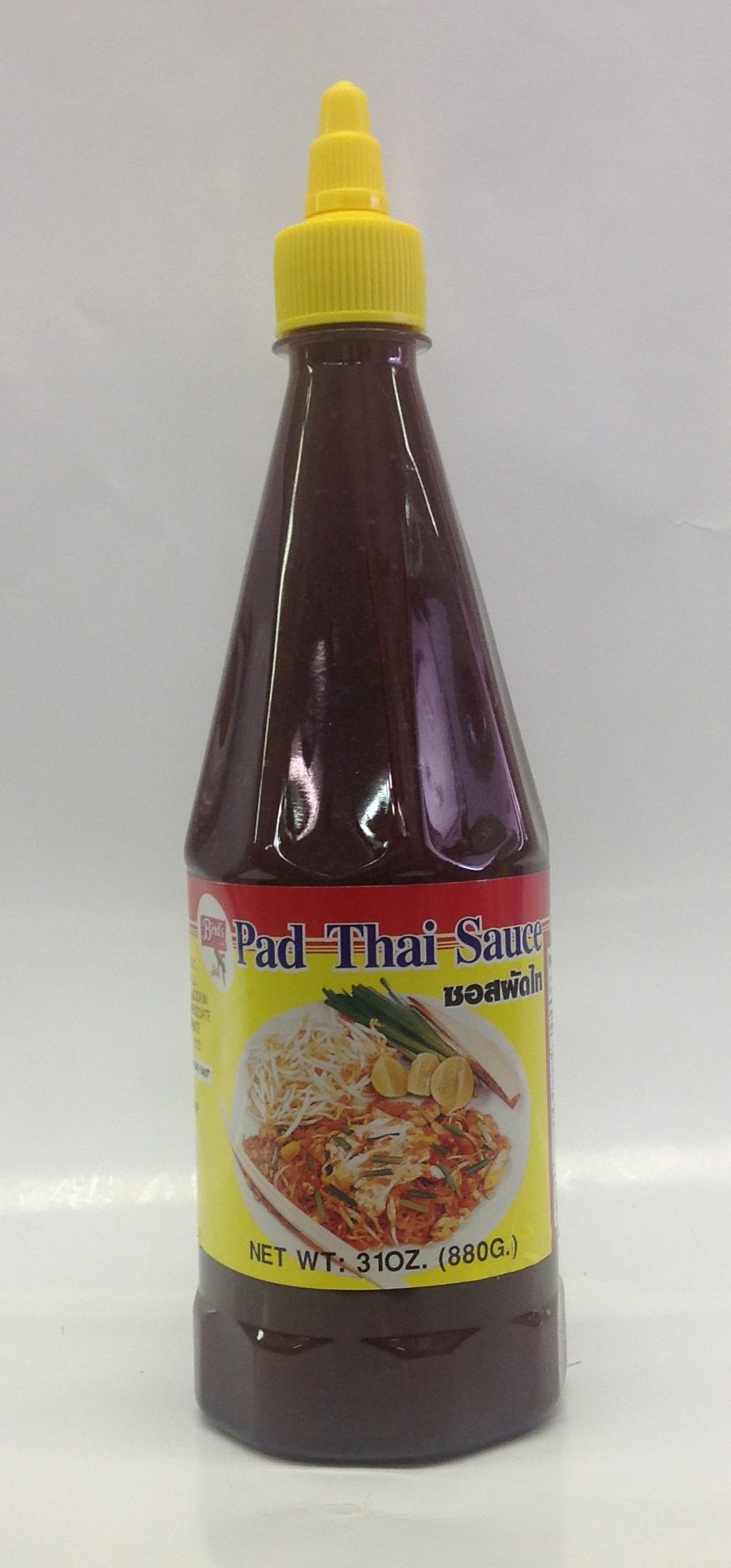 Pad Thai Sauce   Bird's   SEI1342 12x31 oz