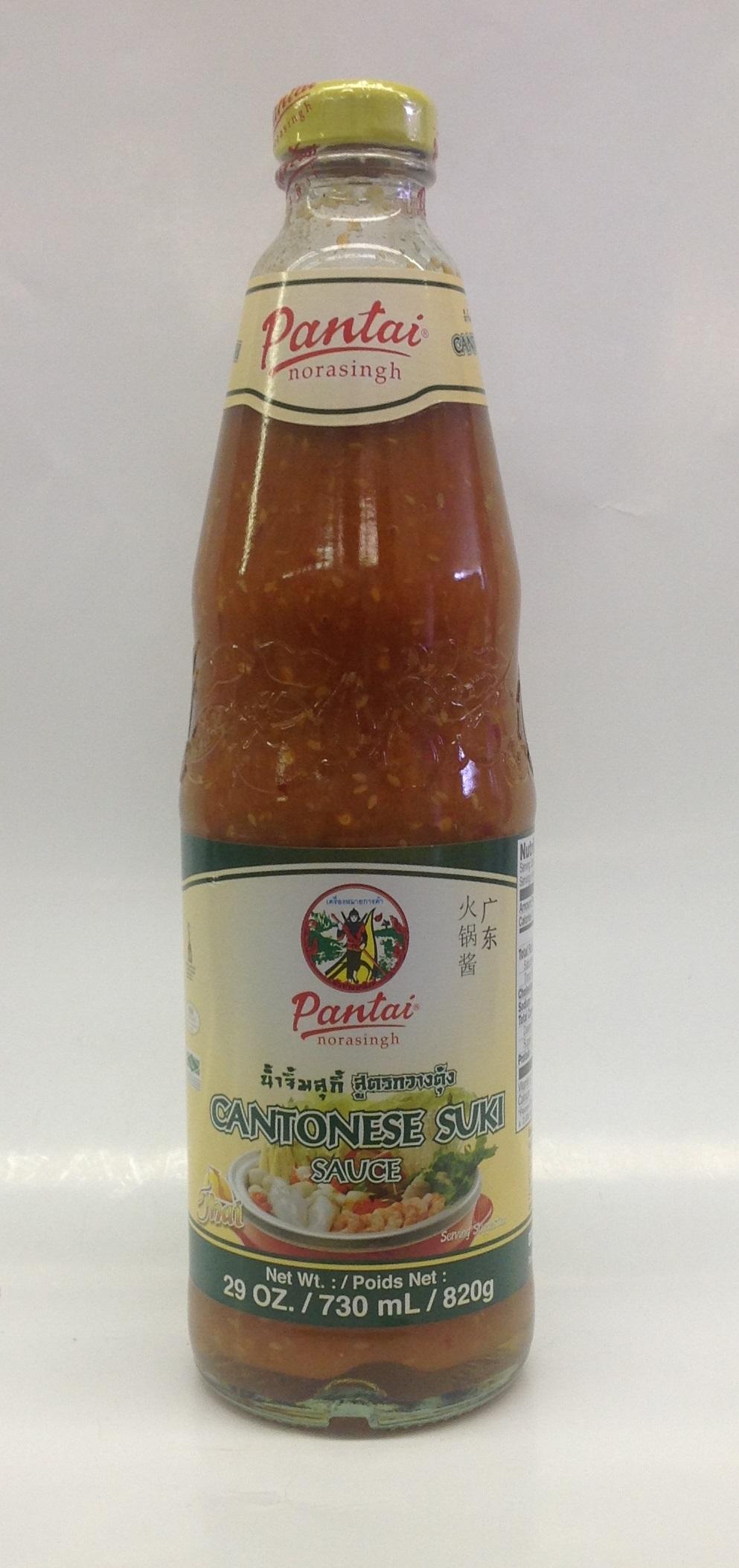 Sukiyaki Sauce (Cantonese)   Pantai   SA17182 12x29 oz