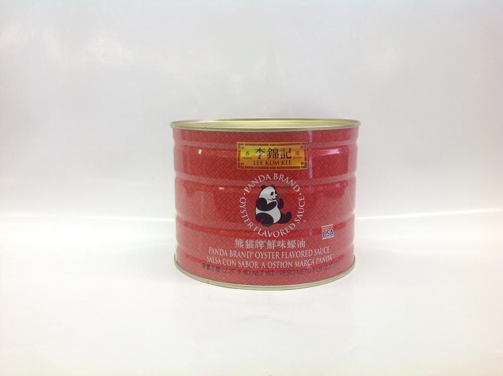 Oyster Sauce   Panda   SA15300 6x5 lbs