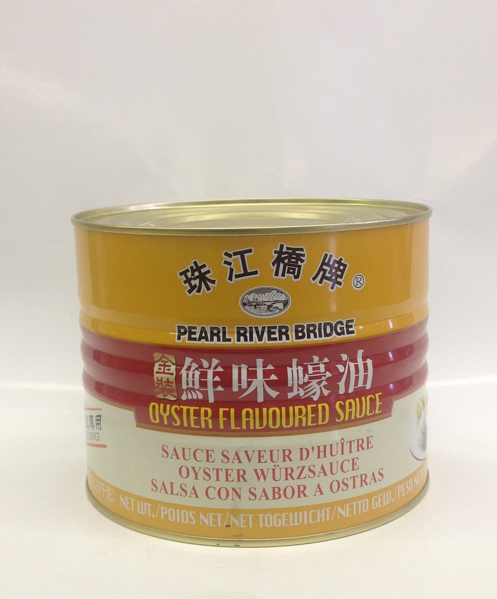 Oyster Flavored Sauce   Pearl River Bridge   SA15308 6x5 lbs