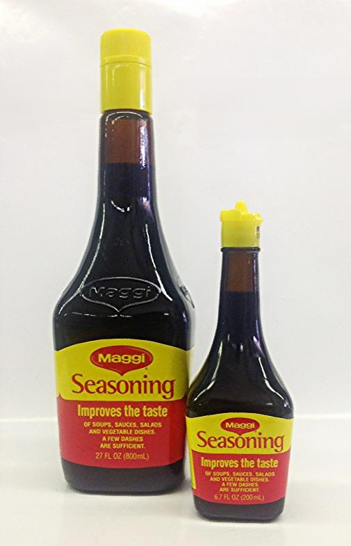 Seasoning Sauce   Maggi   SA15119 6x27 oz  SA15121 24x6.7 oz