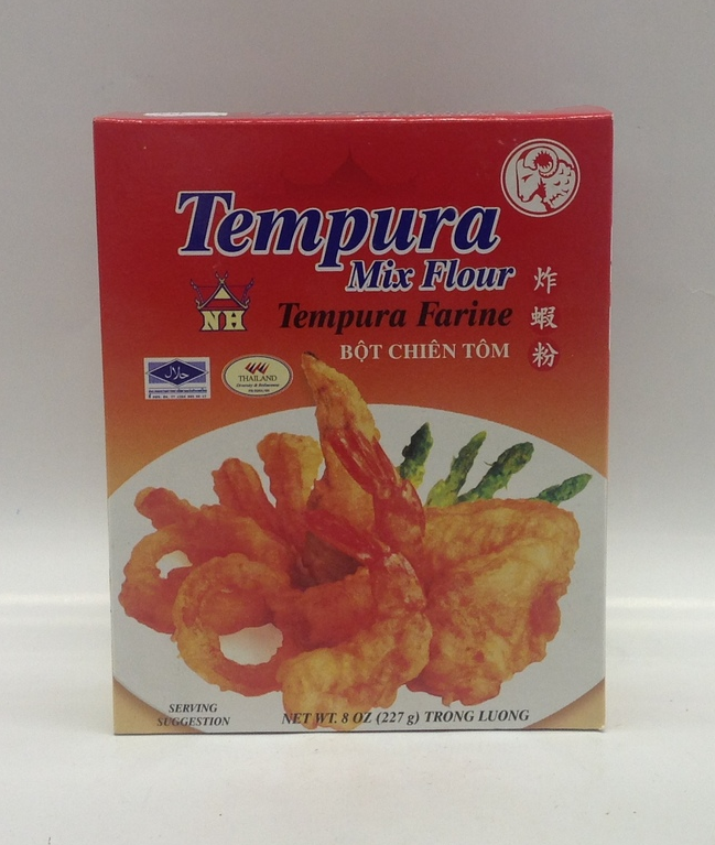 Tempura Mix Powder   N. House   FL17236 36x8 oz