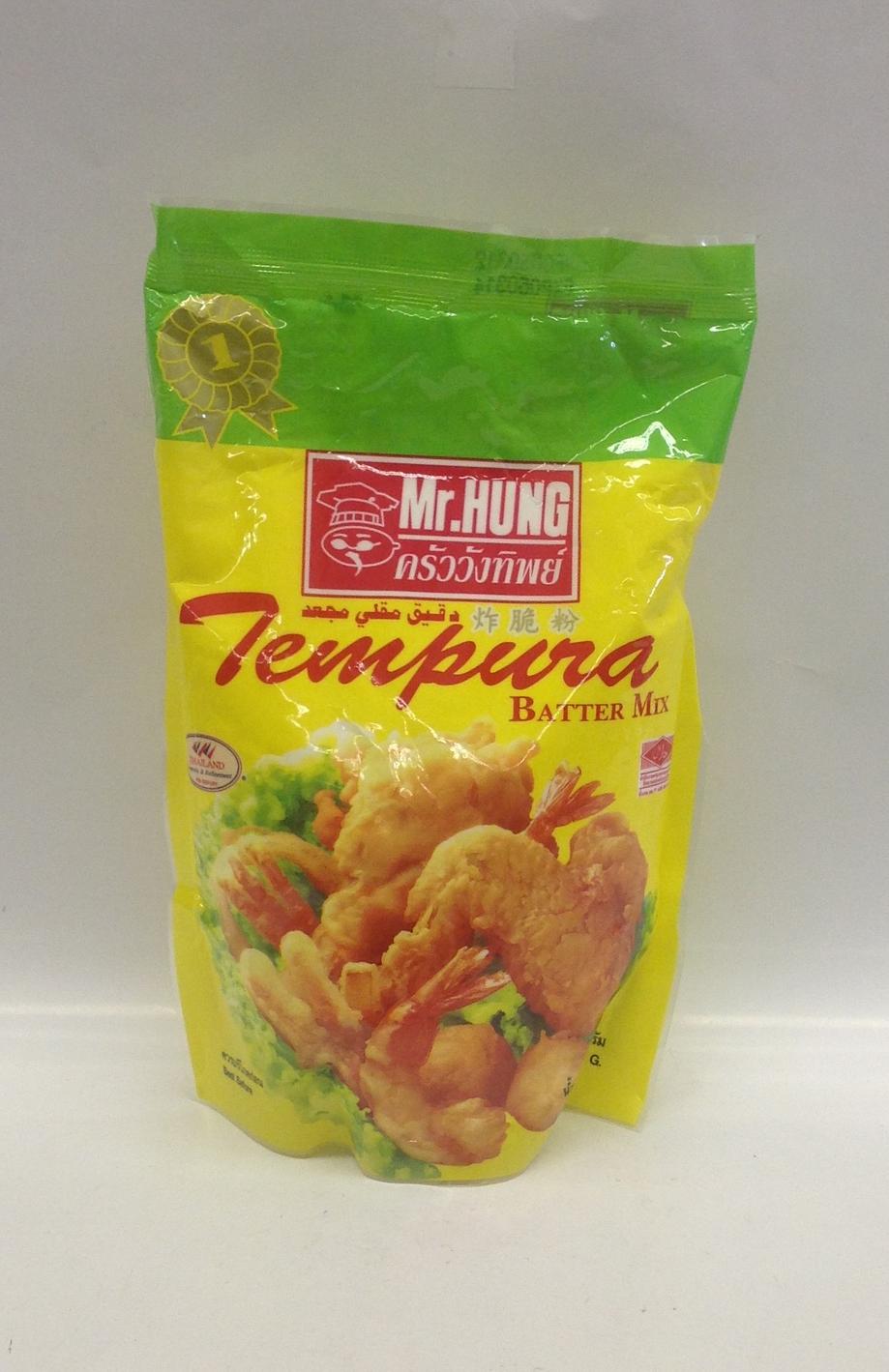 Tempura Batter Mix Flour   Kruatip   FL17233 20x500 g