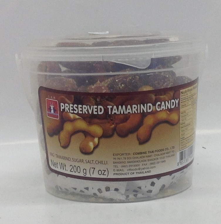 Preserved Tamarind Candy w/ Handle   Deer   CN17100 100x200 g