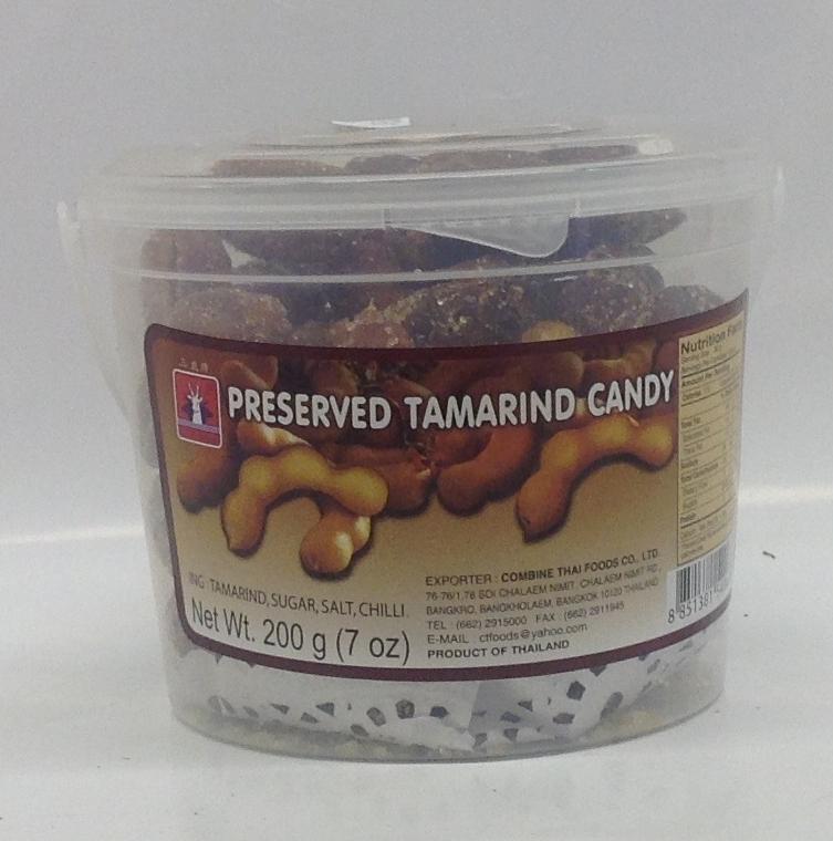 Preserved Tamarind Candy w/ Handle   Deer   CN17100 100x200 g