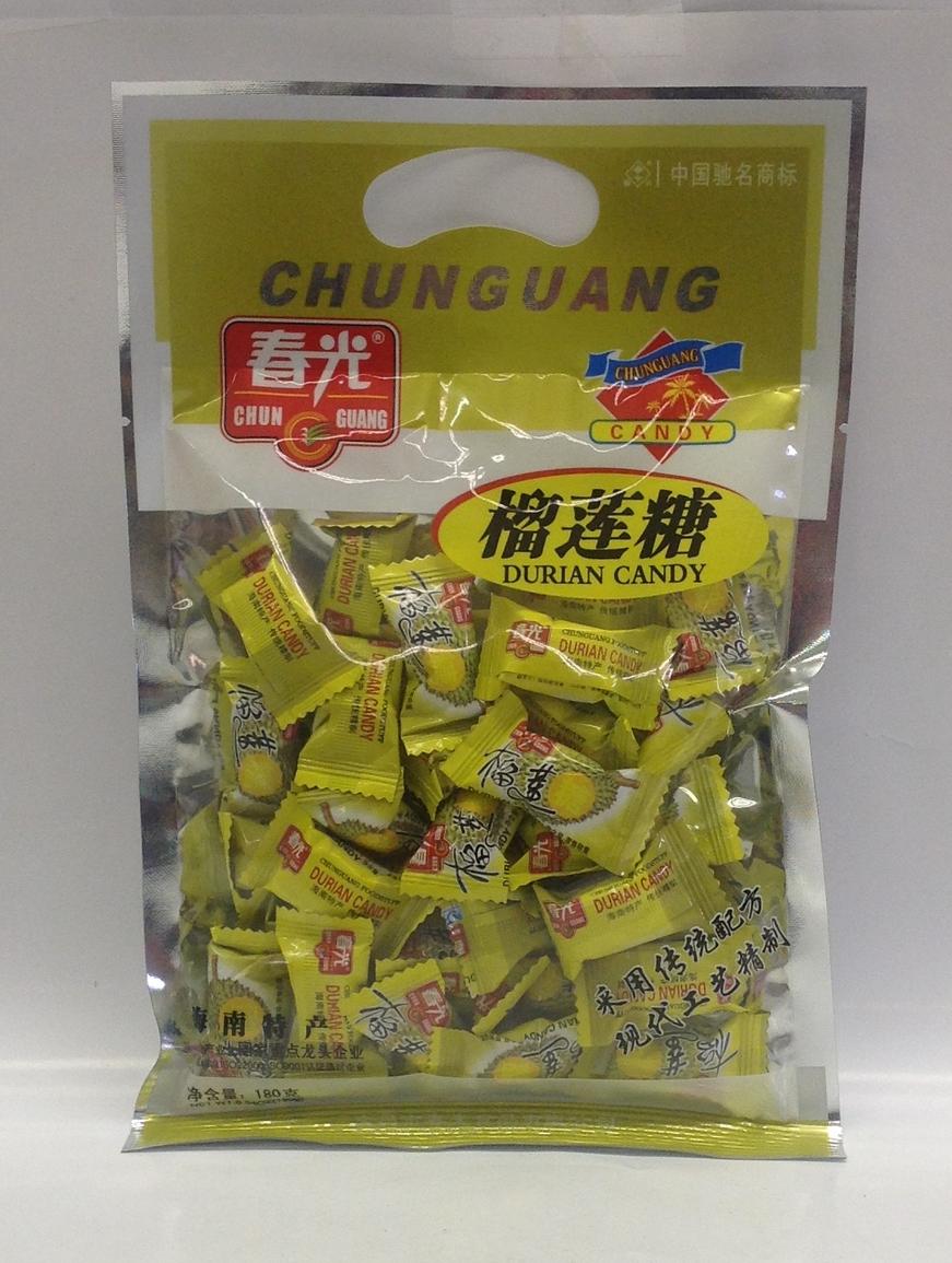 Durian Candy   Chunguang   CN11210 40x5.6 oz